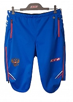 картинка Шорты KV+ TORNADO winter shorts, black/blue/red 20V123.RUS1 от магазина
