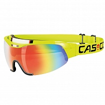 картинка Лыжный визор CASCO Spirit Carbonic yellow-rainbow L 19.07.4921.L от магазина