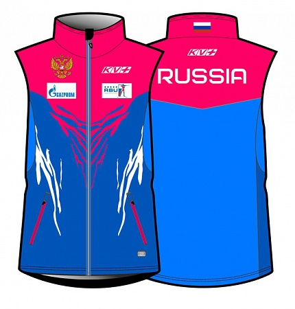 картинка Жилет EXCLUSIVE vest woman RBU 20V103.RUS от магазина